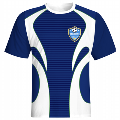 Camiseta de Futebol Masculino