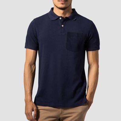 Camisa Polo Com Bolso Algodão Scápole