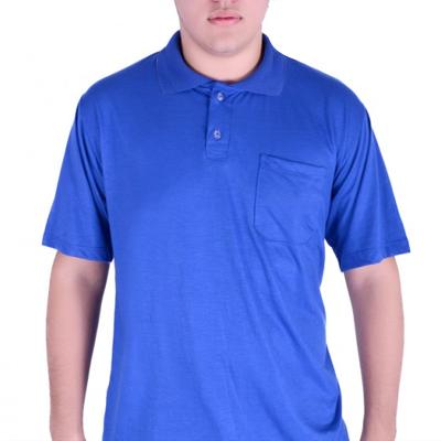 Camisa Polo Com Bolso PV