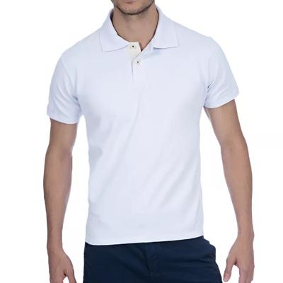 Camisa Polo Sem Bolso Algodão Scápole