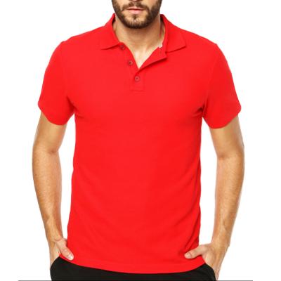 Camisa Polo Sem Bolso Piquet