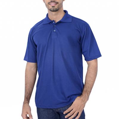Camisa Polo Sem Bolso PV