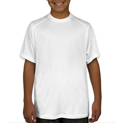 Camiseta Tradicional Gola Olímpica Poliéster Dry