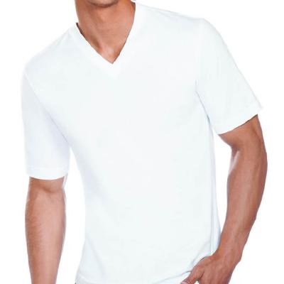 Camiseta Tradicional Gola V Poliéster Sublimático