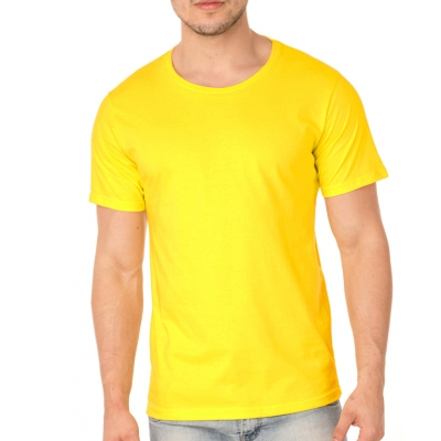 Camiseta Tradicional Gola Viés Algodão Premium