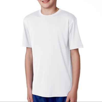 Camiseta Tradicional Gola Viés Poliéster Dry