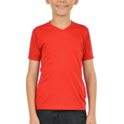 Camiseta Tradicional Gola V PV