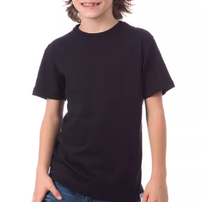 Camisa Infantil de Algodão