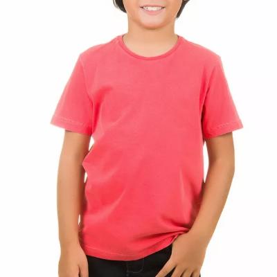 Camisa Infantil de Poliéster